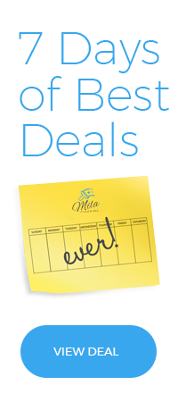 7 Days of Best Deals in London EC2M